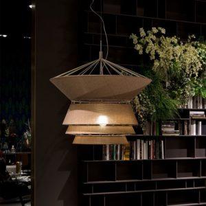 Cattelan Italia Bolero ceiling lamp, pendant, chandelier
