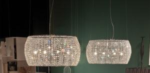 Cattelan Italia Kidal ceiling lamp, pendant, chandelier