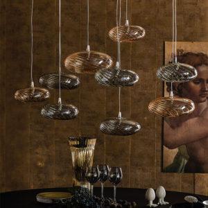 Cattelan Italia Lim ceiling lamp, pendant, chandelier